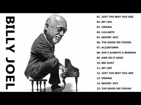 Billy Joel Greatest Hits - The Very Best Of Billy Joel 2018