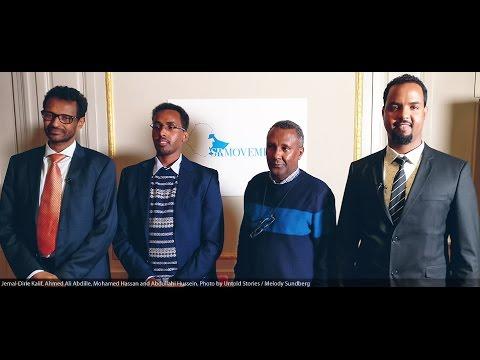 Press Conference On The Establishment of Somali Region Justice & Democracy Movement