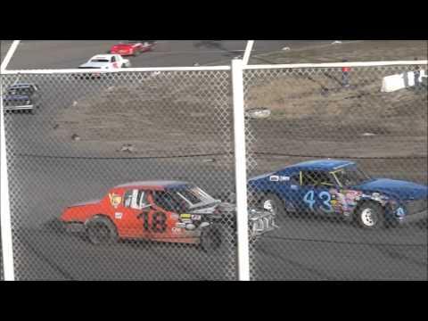 I-76 Speedway - Econo Feature Race - Nov 1, 2015
