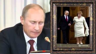 Жена Путина в монастыре?(Людмила Путина -- снова первая леди России. Однако она не является публичной фигурой, что позволяет жёлтым..., 2012-06-18T12:07:49.000Z)