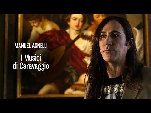 """Manuel Agnelli e i """"Musici"""" di Caravaggio"""