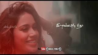Unakaga uyir poothu ninren/Vandhu moondru mudichu podu/Thajmahal/feel the love/tamil whatsapp status
