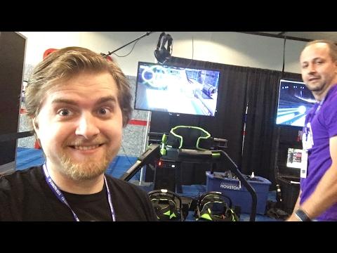 Omniverse VR: Omni Arena