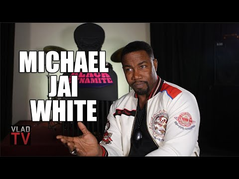 """Michael Jai White Knows Cuba Gooding Jr: His Nickname Is """"Butt Naked"""" (Part 20)"""