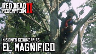 El magnifico - Recorrido completo - Red Dead Redemption 2 - Jeshua Games