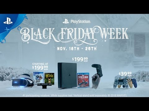 Chollos PS4 en el Black Friday