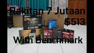gaming pc murah