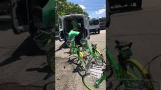 Download Video VIDEO: Lime Bike deploys 200 bikes to Watertown on June 29, 2018 MP3 3GP MP4