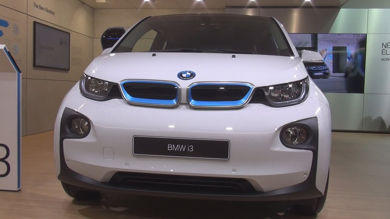 Bmw I3 Plus Edition 2017 Exterior And Interior In 3d Youtube