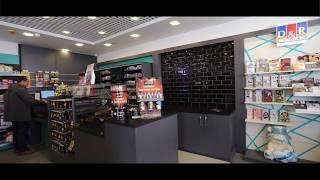 Osmanlı Reklam - Aytemiz Petrol YDA  Ankara / Kurumsal Kimlik ve Market Uygulaması