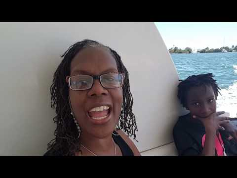 Day 1 Caribbean Spring Break Vacation | Ferry Ride To Anguilla