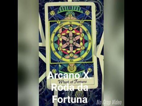 A Roda da Fortuna (Snapchat: TAROTEANDO)