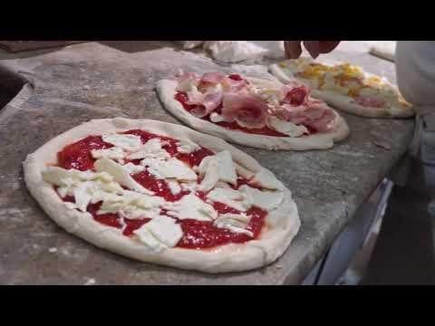 Pizzeria Pellone Via Nazionale Napoli