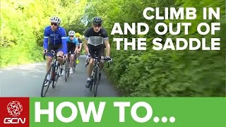 How To Climb In And Out Of The Saddle | Ridesmart