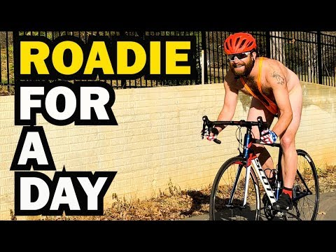 Roadie For a Day - 동영상