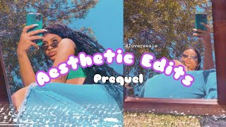 How To Use Prequel For Edits + GIVEAWAY(CLOSED) | TikTok Mirror Challenge screenshot 5