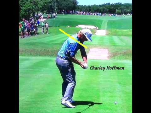 Charley Hoffman golf swing