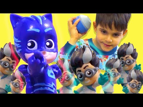 TWINS Double Trouble?! ✨ PJ Masks Creations Episode 💜NEW SERIES ⭐️