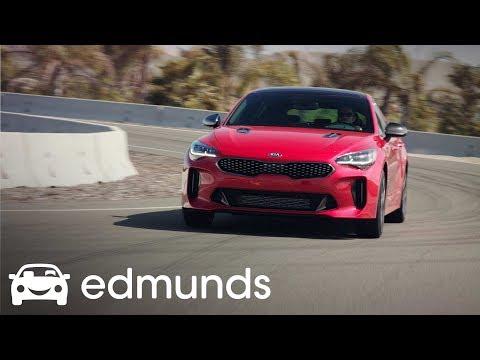 2018 Kia Stinger GT Review | Edmunds