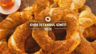 Evde İstanbul Simiti Tarifi #mucizelezzetler