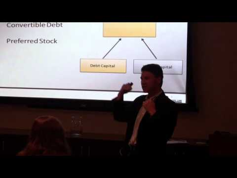 Legal Aspects of Corporate Financing Structure, Part 1 of 6