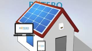 Jak działa elektrownia słoneczna? -- Rotero Oszczędna Energia