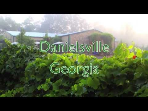 Award Winning Boutier Winery, Danielsville Georgia