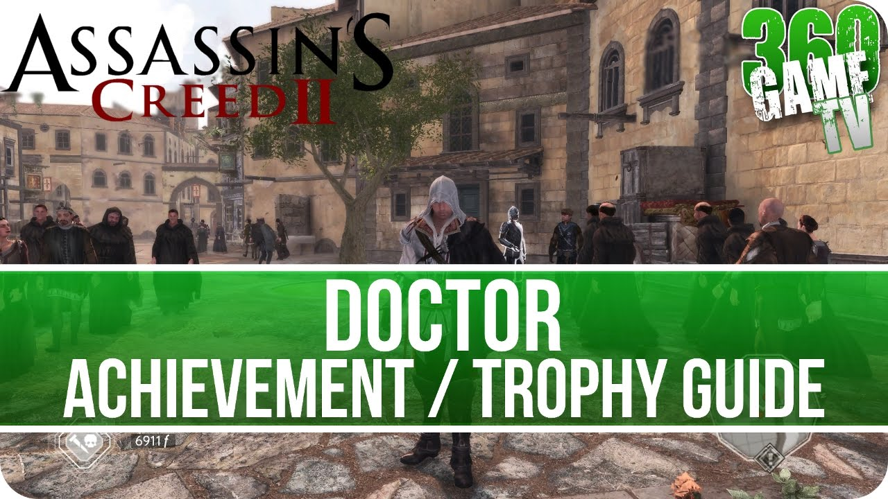 Assassin S Creed 2 Erfolge Trophaen Leitfaden Assassin S Creed