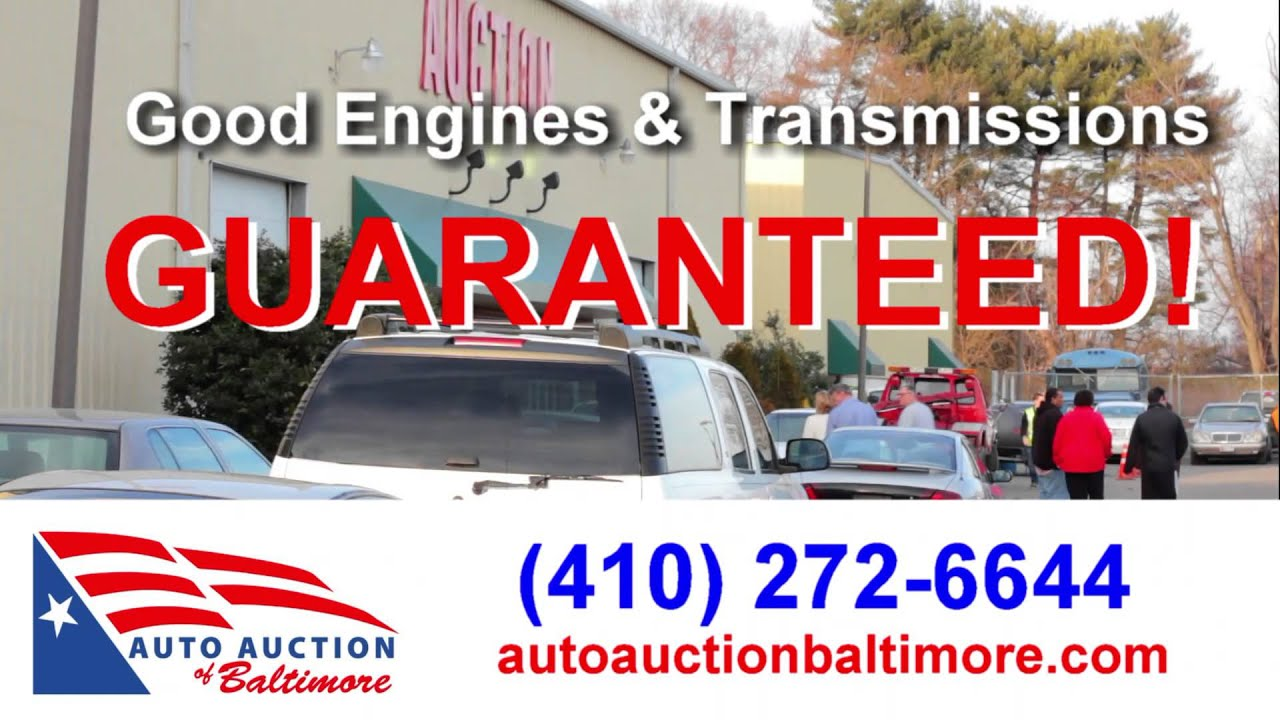 Auto Auction of Baltimore