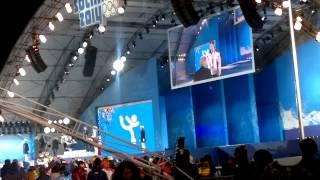 Награждения россиян на Олимпиаде в Сочи-14 (2014.02.20,21)