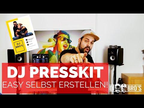 DJ PRESSKIT in