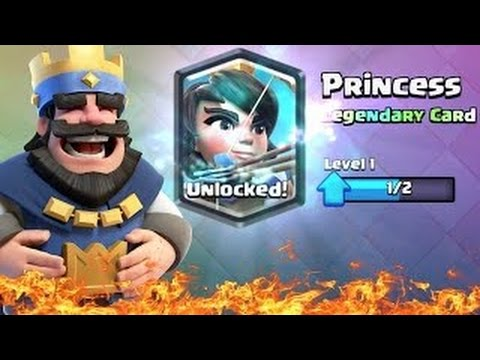how to get any legendary in clash royale