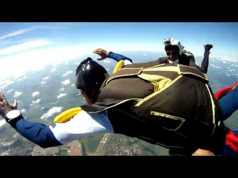 Torne-se um paraquedista! de YouTube · Duração:  5 minutos 33 segundos