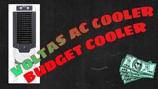 BEST BUDGET AC COOLER THE VOLTAS TOWER COOLER RS 8599 BETTER THAN AC