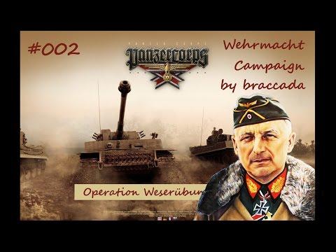Panzer Corps Wehrmacht on Manstein - Norway #002