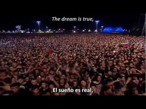 Iron Maiden - Dream Of Mirrors (Subtitulos Español Lyrics)