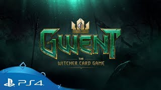 GWENT: The Witcher Card Game | How to Play | PS4