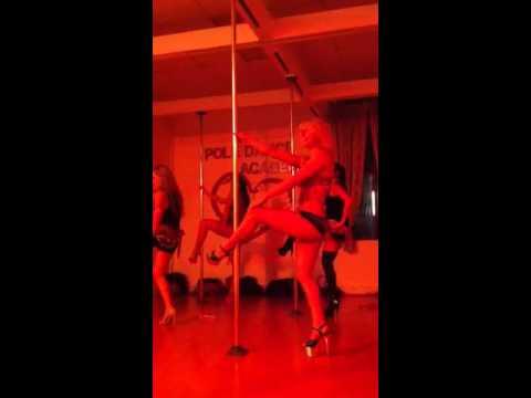 Elementary pole dancing grad - pole dance academy sydney