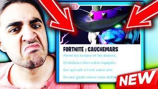🔴 BIENTÔT * FORTNITE : CAUCHEMARS* *RIP* DES CHOSES CACHÉ DE LA PAR D'EPIC GAMES  !!??