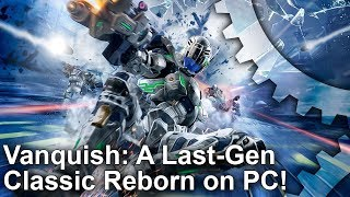 Vanquish PC - The Port You