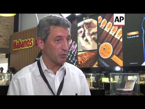 Cuba Cigar Festival underway in Havana