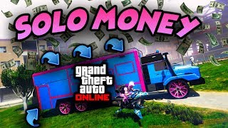 *SOLO MONEY GLITCH*NEW METHOD 4 TERRORBYTE OWNERS*DOPE CAR DUPE GLITCH*GTA 5 ONLINE SOLO FAST MONEY