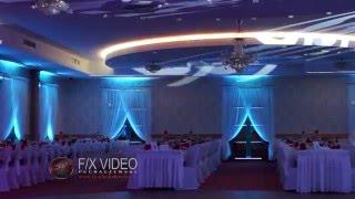 Dekoracja światłem - Hotel Odessa Wysokie Mazowieckie - Rezonans