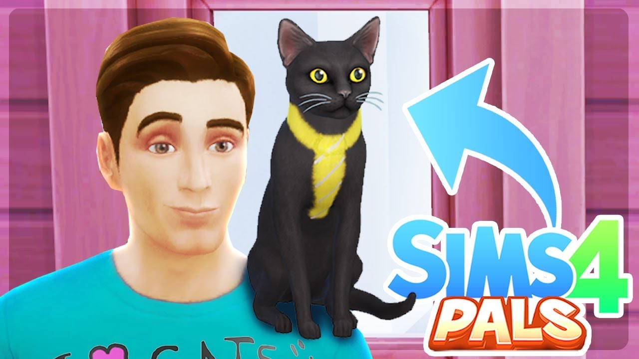 Dashboard Video : Alex SIR MEOWS A LOT! - Sims 4 Pals