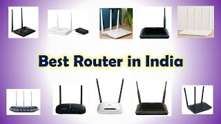 Best Router in India with Price