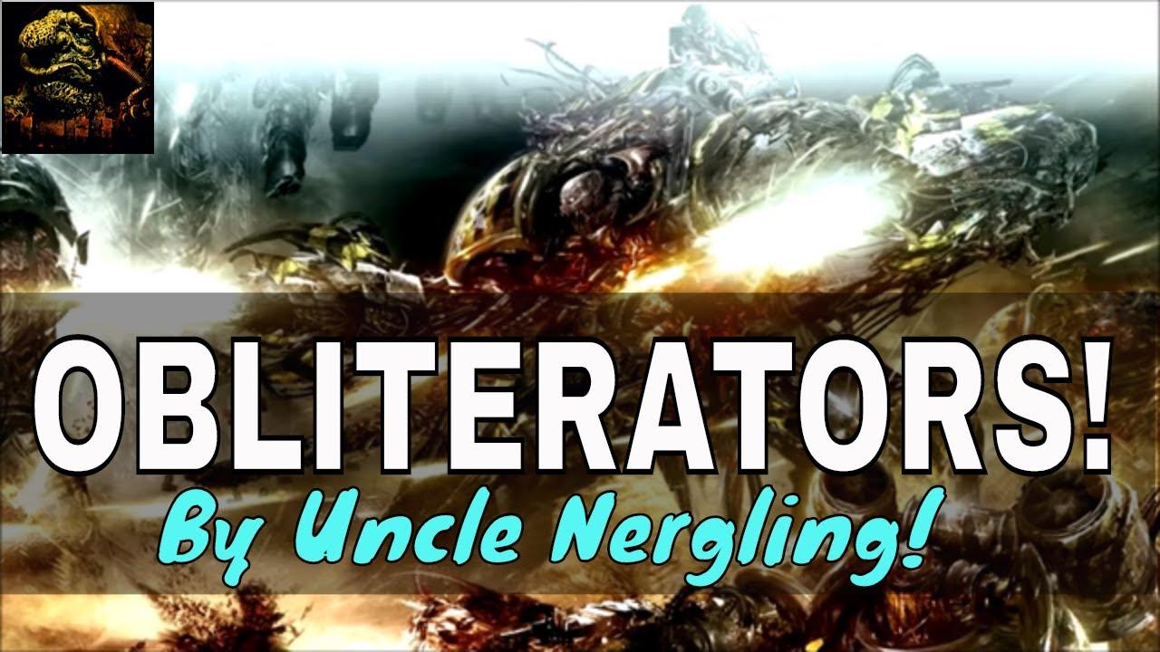 Download Warhammer 40k Lore   Obliterators