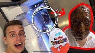 Julian sperrt mich im Kühlschrank ein 😱😳