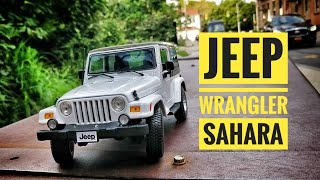 Unboxing of Jeep Wrangler Sahara 1:18 Diecast Scale Model by Maisto