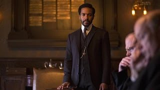 Video 'The Knick' Star Andre Holland on His Character and Racism download MP3, 3GP, MP4, WEBM, AVI, FLV Agustus 2017