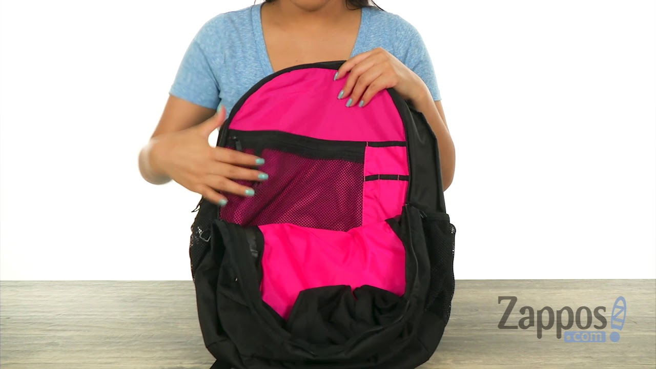 d0ff6e07a6 adidas Excel IV Backpack SKU: 9045411 - YouTube